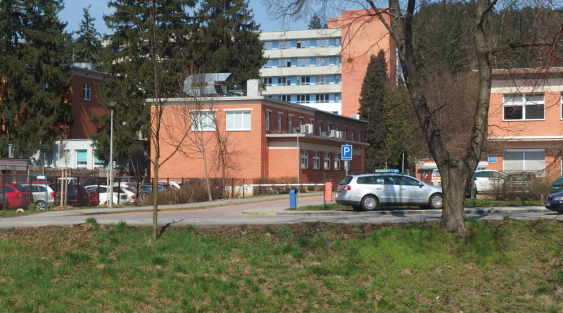 nemocnice Zlín